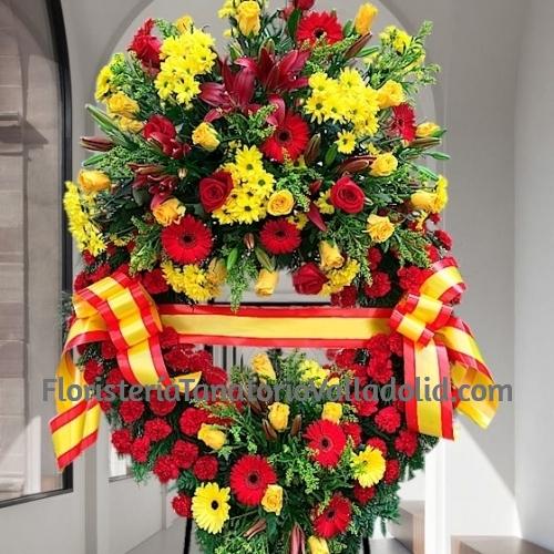 Corona Funeraria de España para enviar a tanatorios