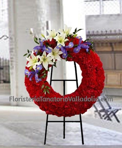 Envío flores urgentes para funeral