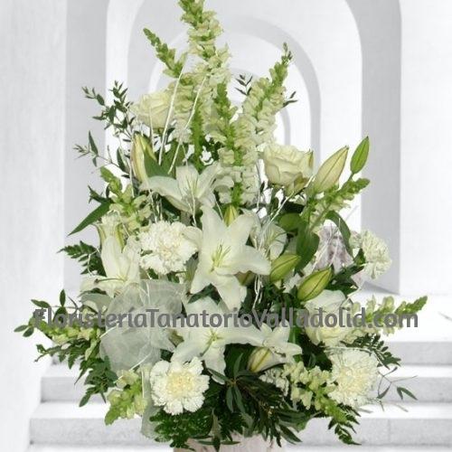Arreglos Florales Fúnebres Valladolid