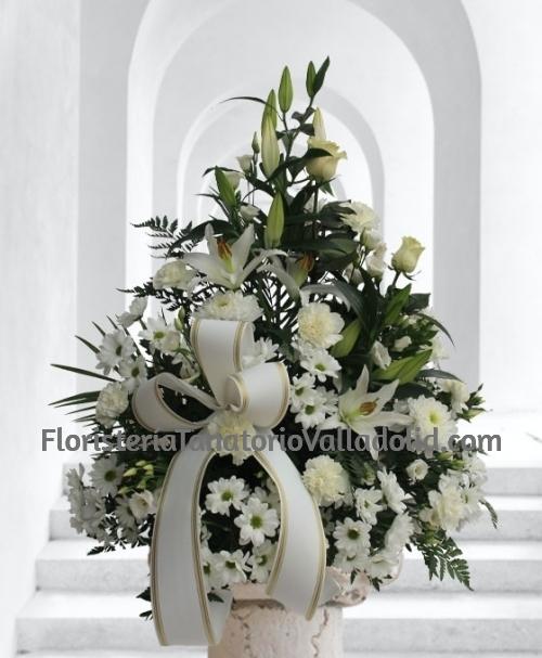 Centro Funerario Blanco Especial
